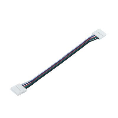 Szybkozłącze do taśm LED RGB+W z przewodem 15cm Greenie