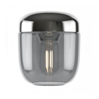 Lampa wisząca Umage 2214 Acorn smoked steel + zawieszenie w komplecie
