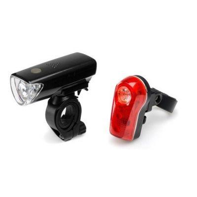 Zestaw lamp rowerowych Falcon Eye Duo 50/8lm