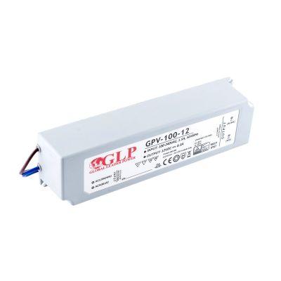Zasilacz Impulsowy Greenie 12V GPV-100 100W IP67 wodoodporny