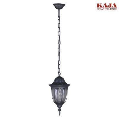 Lampa zewnętrzna Kaja wisząca K-5007H/N czarna