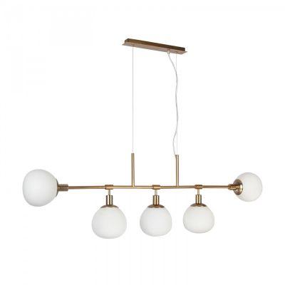 Lampa sufitowa Erich Maytoni-MOD221-PL-05-G
