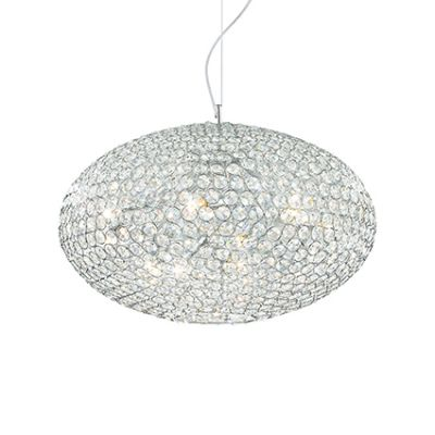 Lampa wisząca Ideal Lux 066394 ORION SP12