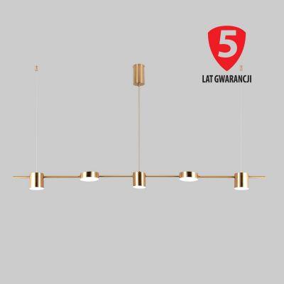 Żyrandol LED Italux PND-16374-5 Remdal