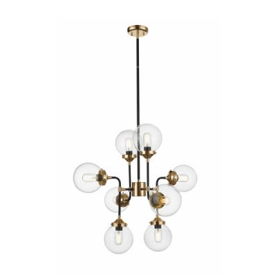 Lampa wisząca Zuma Line Riano P0454-08D-SDAC