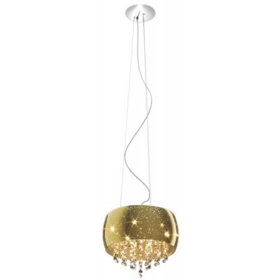 Lampa sufitowa Zuma Line Vista Pendant P0076-05K-F4GQ (gold)