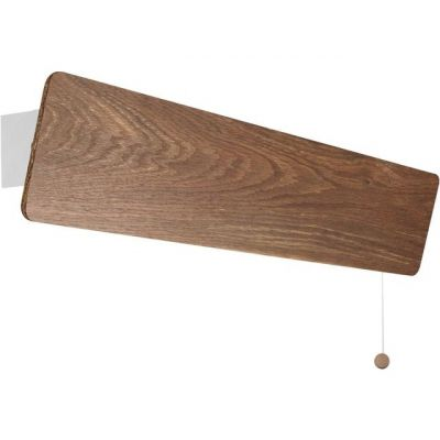 Kinkiet OSLO LED smoked oak 9312 Nowodvorski Lighting