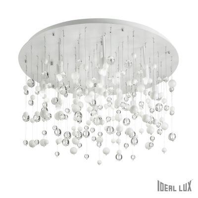Lampa na sufit Neve PL12 Cromo Ideal Lux