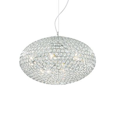 Lampa sufitowa Ideal Lux 066387 ORION SP8