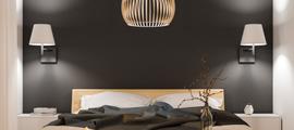 Oświetlenie LED do sypialni i garderoby