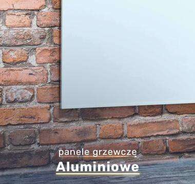Panele grzewcze aluminiowe